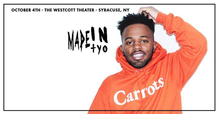 MadeinTYO at the Westcott Theater on 10 04 17 - Westcott Community